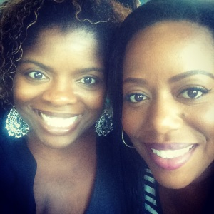 Pamela Davis and Rothesia Stokes, Founder & Blogger of Shehaspurpose.com