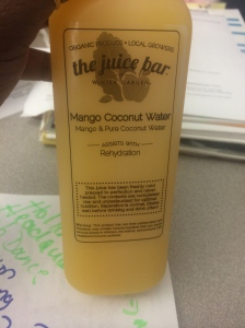 The Juice Bar of Winter GardenMango Coconut Water Blend