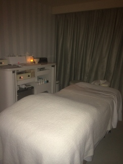 Massage Room at Bliss Spa W.Ft. Lauderdale